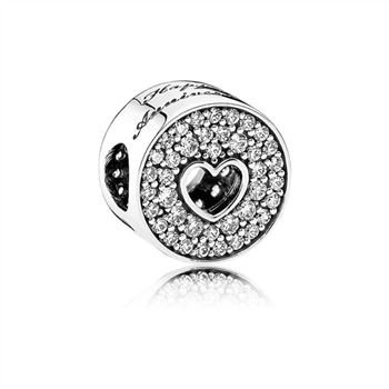 Pandora Anniversary Celebration, Clear CZ 791977CZ